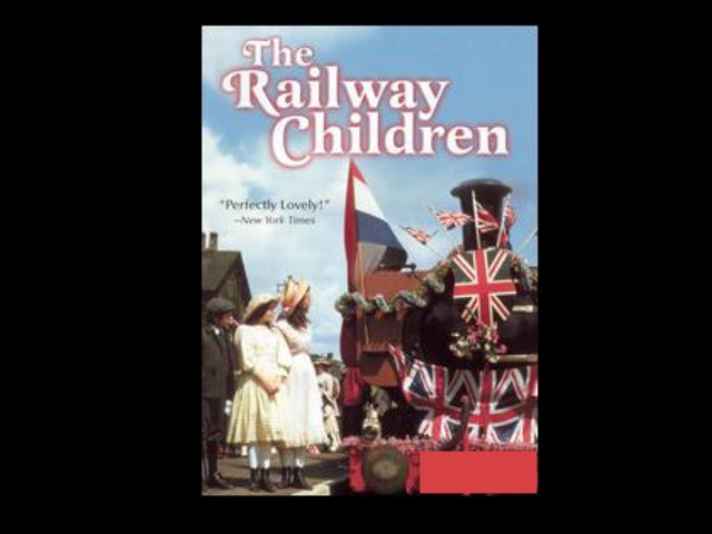 Sample Tiny Tap Railway Children by Maureen Nevers