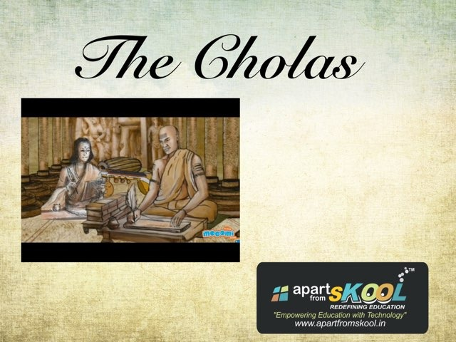 The Cholas by TinyTap creator