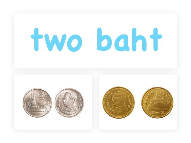 K1 Money Baht by Beverly Ramirez-Roque