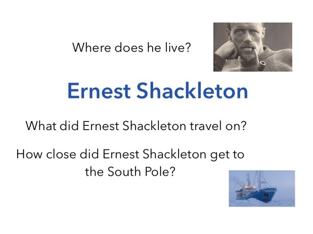 Shackleton Boom by Birdwell Year2