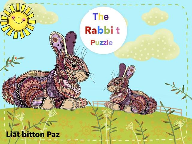 The Rabbit Puzzle  by Liat Bitton-paz