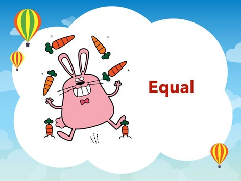 Equal Game by Mirette