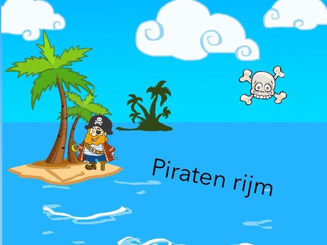 Piraten Spel by Dewi van den Berg