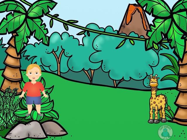 In the zoo by Krishnamurthy Ramasubramanian