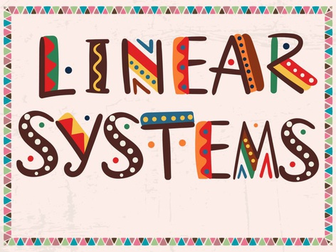 Linear System by Natasha Antonini