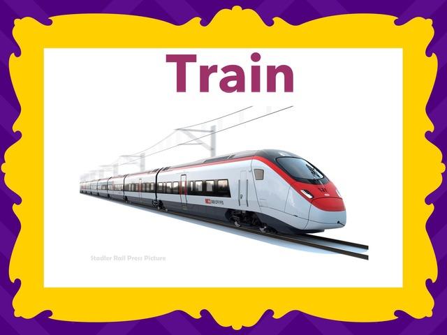 Game Trains Alicija by Mokytoja Ilona