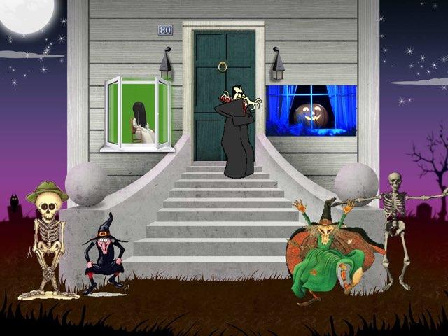 Busca En Halloween by Lucia Rumbo Lago