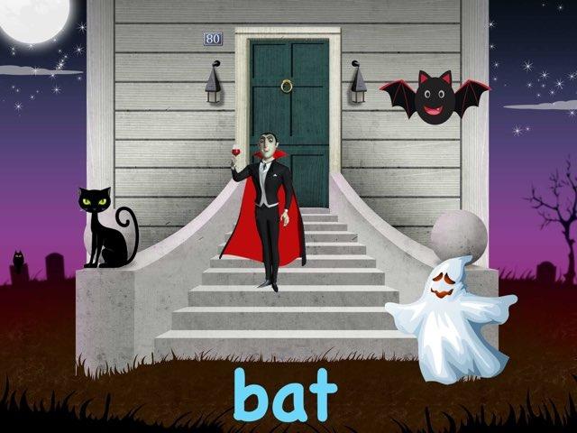 Kinder2 Halloween Vocabulary by Beverly Ramirez-Roque