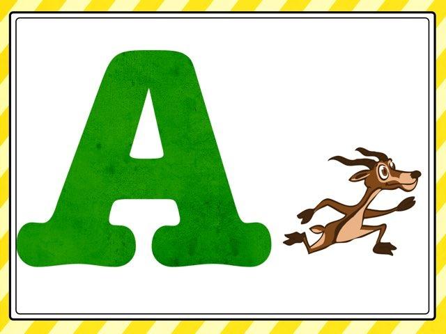 Alphabet Sing With Me! by Irma Prado