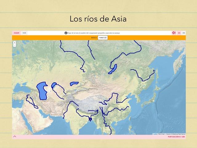 Los Ríos De Asia( Andrea ) by Andreap_hbst