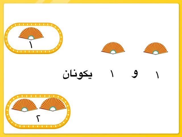 مكونات العدد ٢ by Mima Mutair