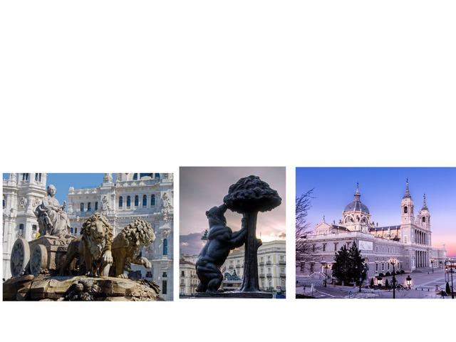 Monumentos de Madrid by Jessica Vera Nicolás