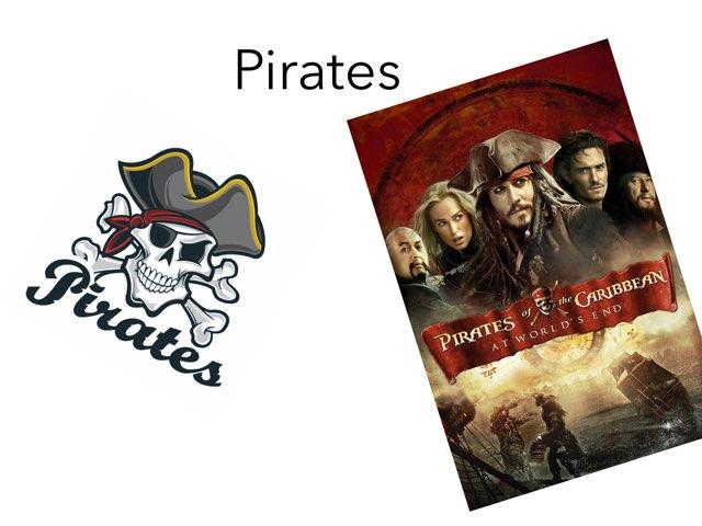 Joc De Pirates by Xavi Aparisi