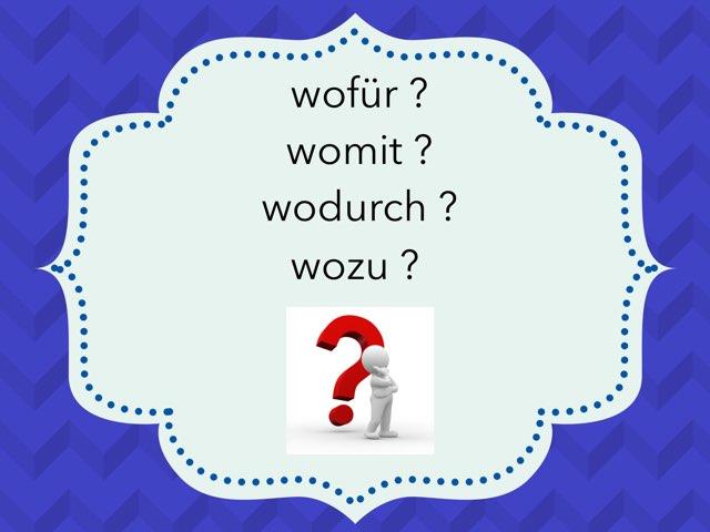 Schwierige Fragewörter by Monika Imoberdorf