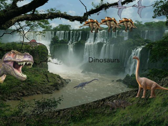 Dinosaur Game by Kody M