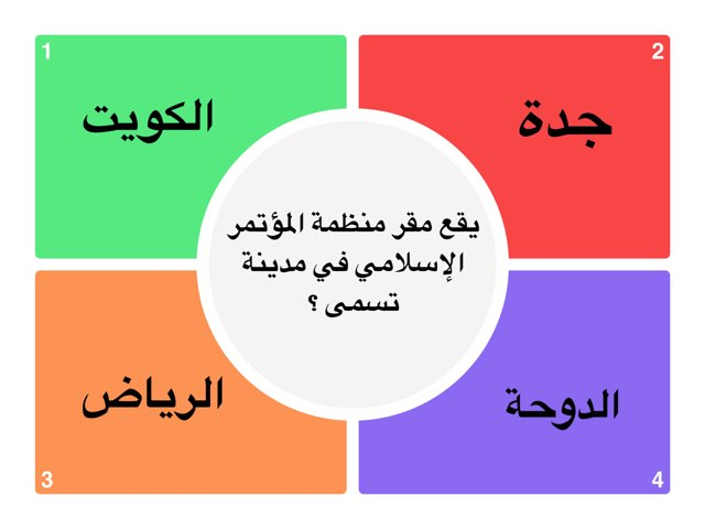 مقر المنظمة  by Wadha alazemi