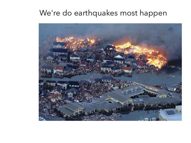 Surviving An Earthquake by Jane Miller _ Staff - FuquayVarinaE