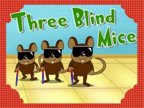 Three Blind Mice  by Baby Cortex