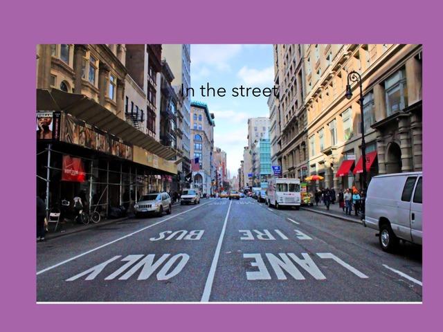 Unit 5 in The Street Grade  4 Game 1 by Norah Ghazali