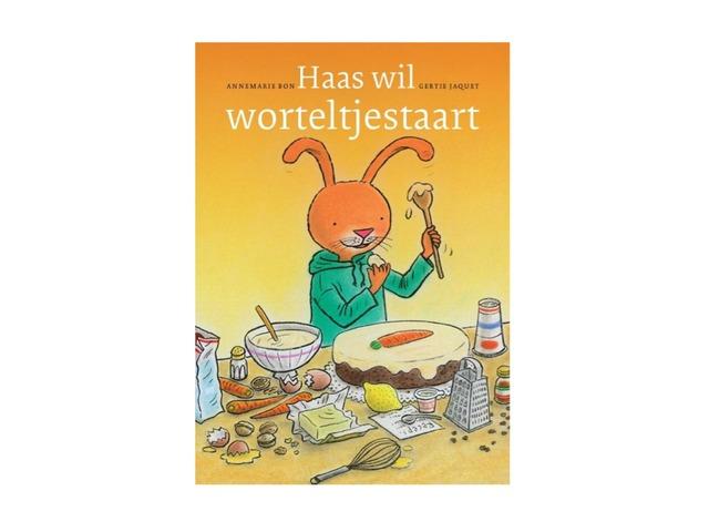 Luisterplaat: Worteltjestaart Van Haas by Jos Boon