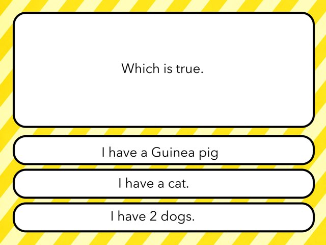 Arthur's Question Game by RGS Springfield