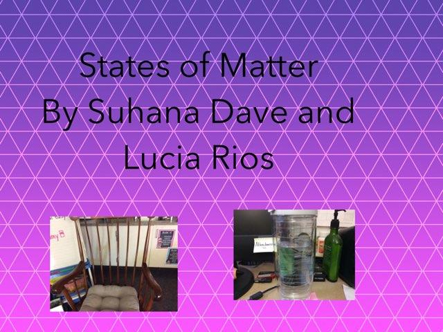 Suhana Dave  by Hulstrom 1st Grade