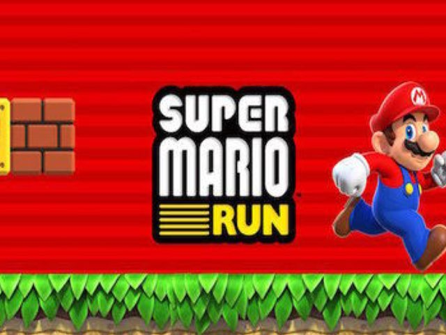 SUPER MARIO RUN by Nintendo Inc.