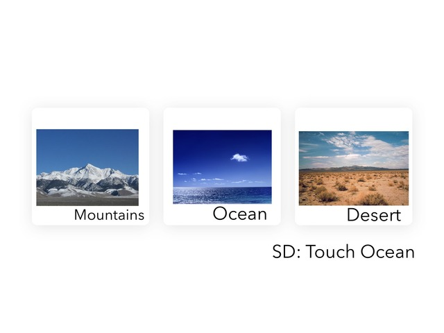 Landforms  by Nicole Lombardi