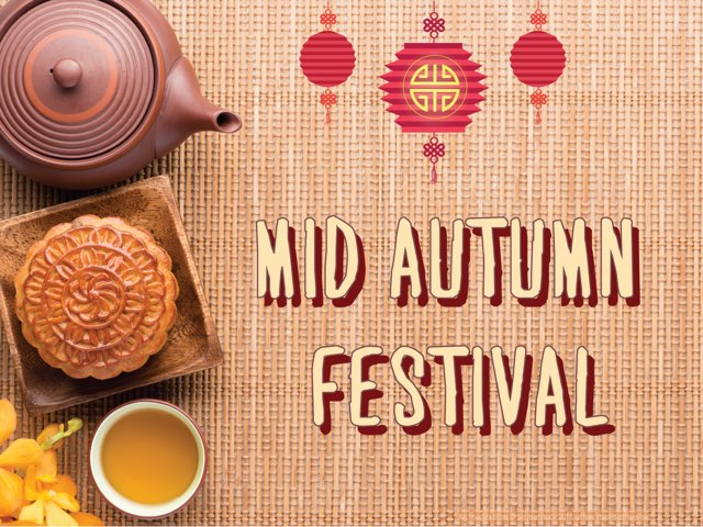 Mid Autumn Festival  by Lily Lamb