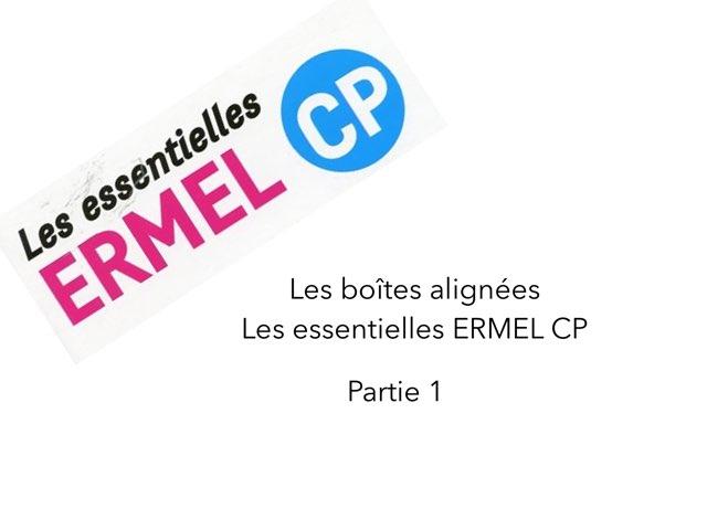 Boîtes 1 ERMEL CP  by Fabien EMPRIN
