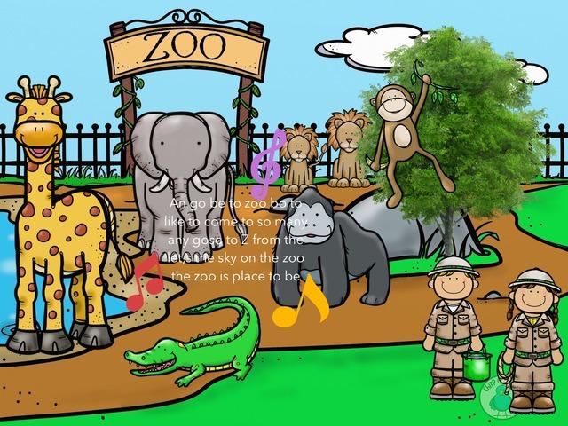 Amalia Y Rodolfo Vamos Al Zoo by Faviana Ahonzo Ledezma