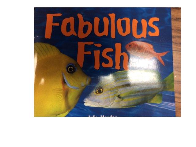 Fish by Keegan scelia