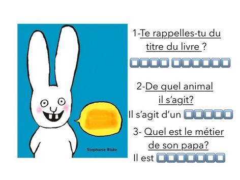Petit Lapin by Julie Arc En Ciel