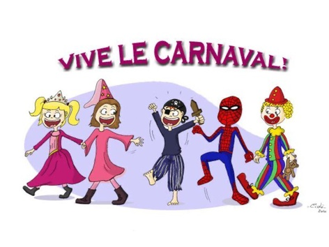 Thema Carnaval by Cindy Beekmans