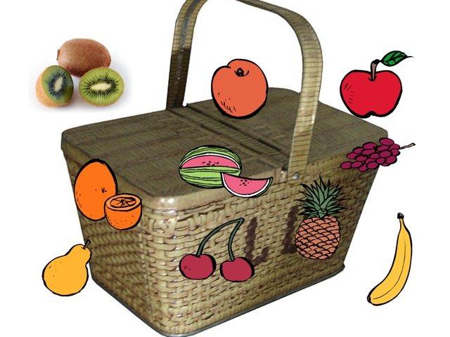 Les Fruits by Audrey Waltz