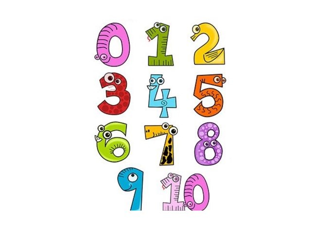 esl numbers 1-10 test by Teeny Tiny TEFL