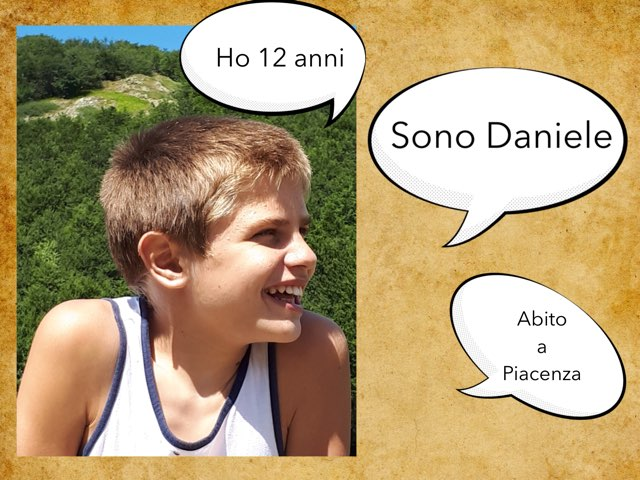 Mi presento by Adriano Scotti