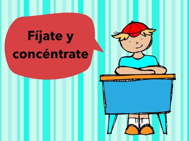 Atención y concentración  by Jose Sanchez Ureña
