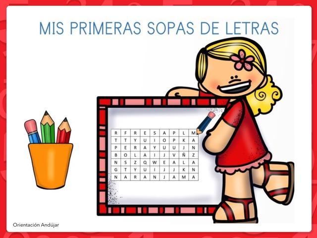 Mis Primeras Sopas De Letras by Zoila Masaveu