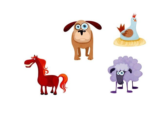 Farm Animals by Jenny McKellar