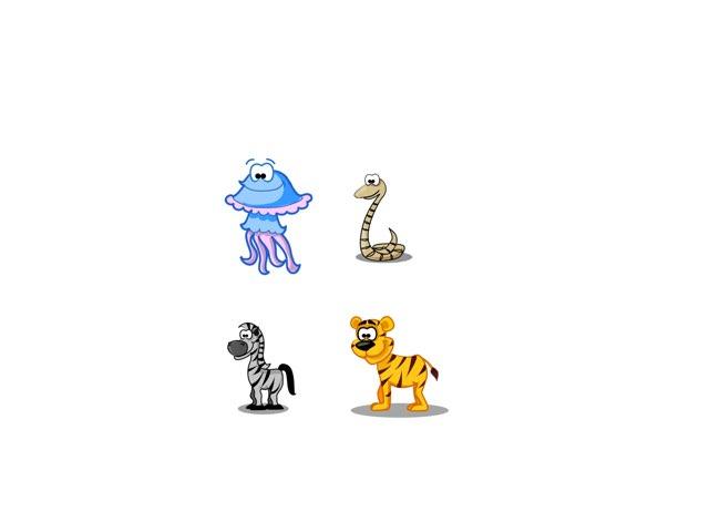 משחק  החיה הנעלמת by Vered Amit