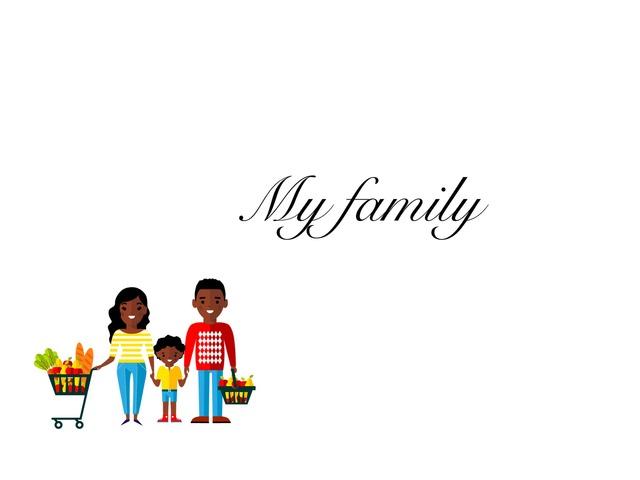 My family by Elham Alqahtani•
