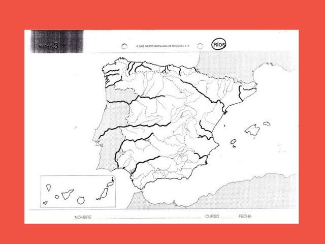 Los Ríos De España Y Sus Vertientes by Samuel Carballares Quesada