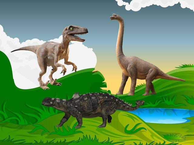 הדינוזאור by Ricki Caduri