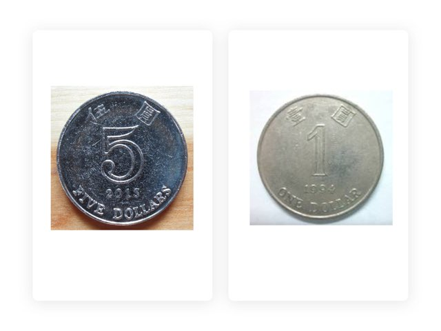 Coin:$5 by HA NGA YI