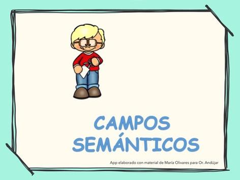 Campos Semánticos  by Zoila Masaveu