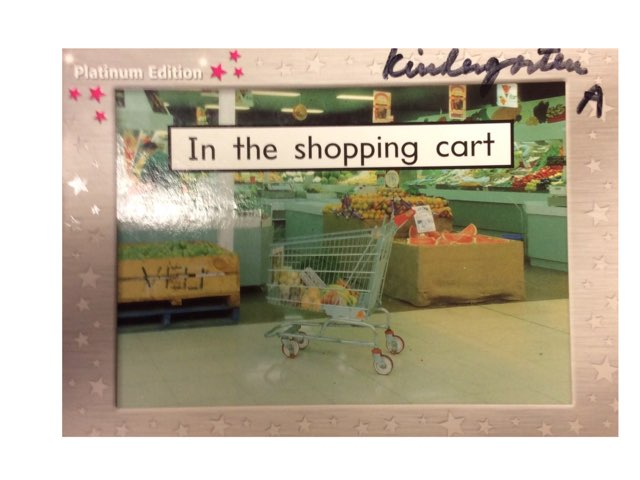 In The Shopping Cart by iat hcpss