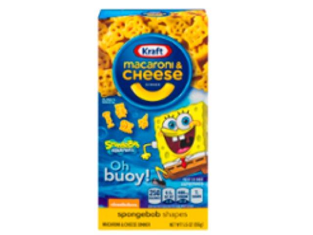 SpongeBob Macaroni And Cheese by George awrahim