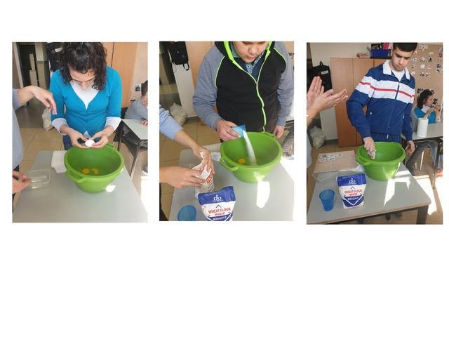תרחיש עוגת תפוזים  by sarah abu Reesh