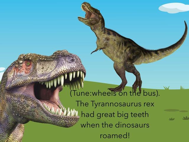 When Dinosaurs Roamed by Ma wert